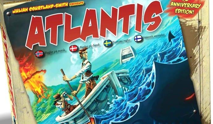 Atlantis fra Vennerød Forlag