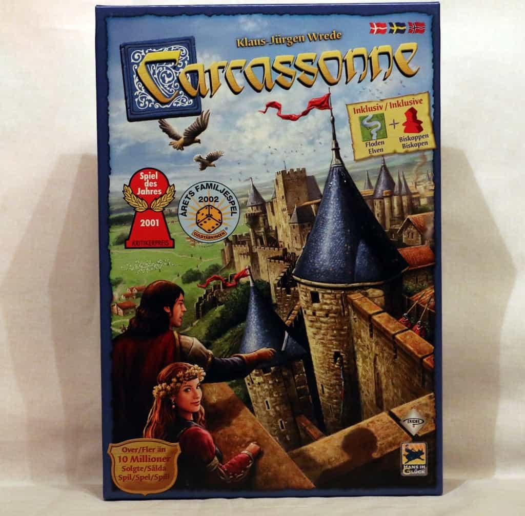 carcassonne 1600
