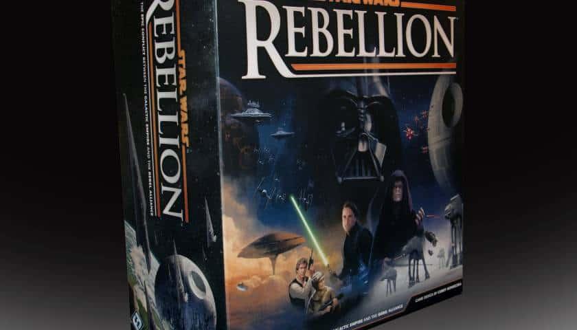 Star Wars Rebellion. En omtale fra en galakse langt, langt borte.