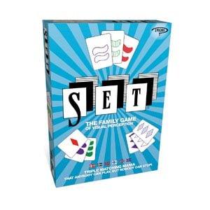 Set kortspill for de som elsker logikk