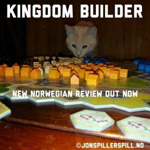 Kingdom Builder fra BErgsala Enigma