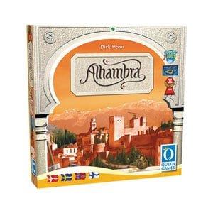 Alhambra brettspill for byggmestere