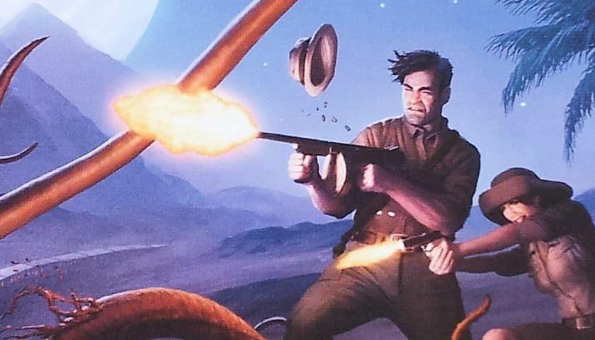 Bilde fra Esken til spillet