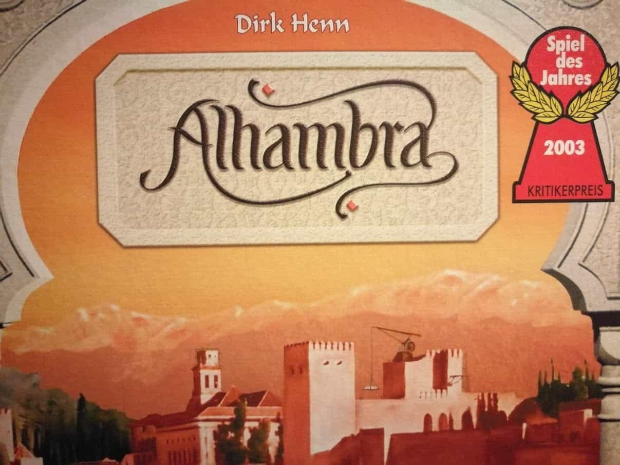 ALhambra brettspill