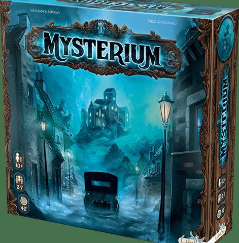 Mysterium – Cluedo møter Dixit