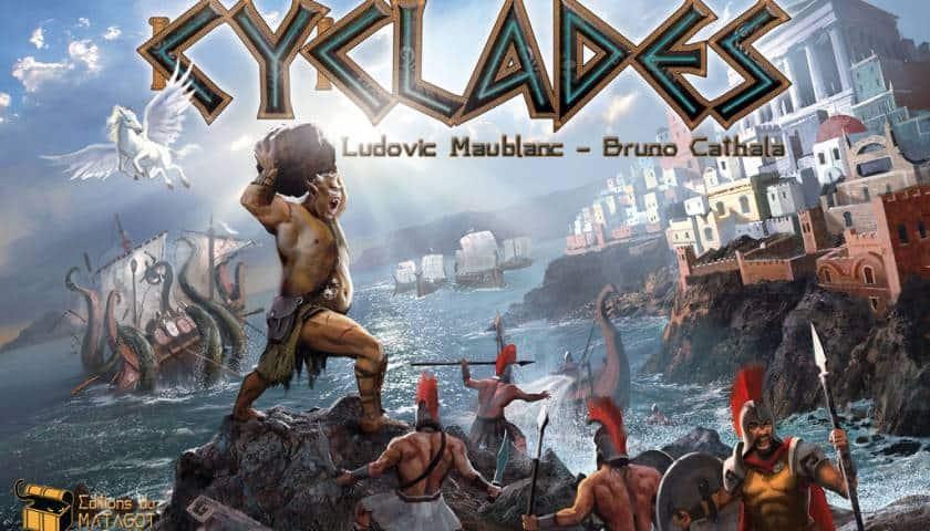 Cyclades gresk mytologi på sitt beste