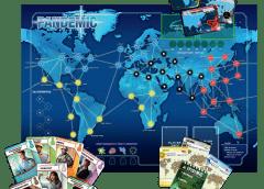 Pandemic – kurér alle sykdommer og redd menneskeheten