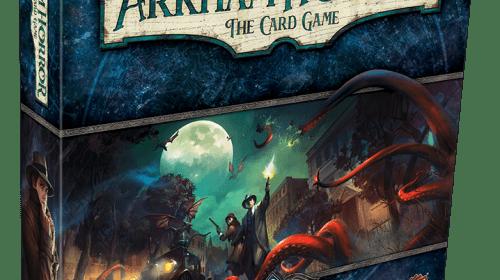 Arkham Horror The Card Game – Vakker eleganse i all sin grusomhet