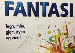 Fantasi – spillet hvor man tegner, mimer,nynner og gjetter