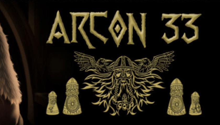Arcon 33 et fantastisk arrangement!