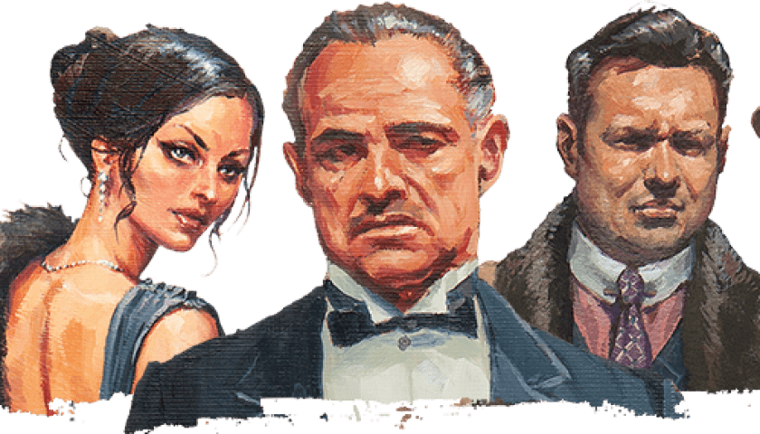 The Godfather konkurranse