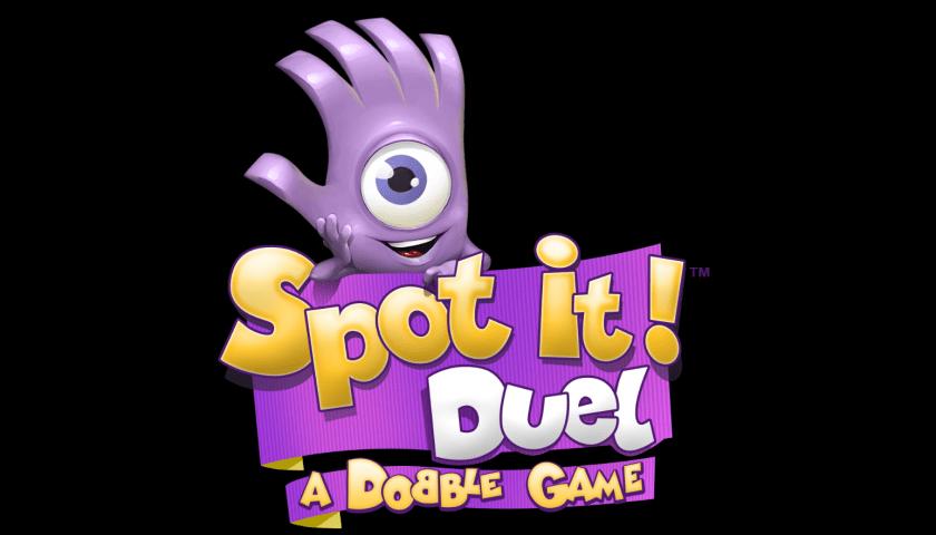 Verdenslansering for Spot It! Duel – A Dobble Game