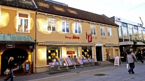 Er Berge Libris en av norges beste spillbutikker?