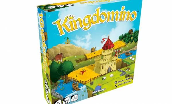 Kingdomino – genistrek eller oppskrytt?