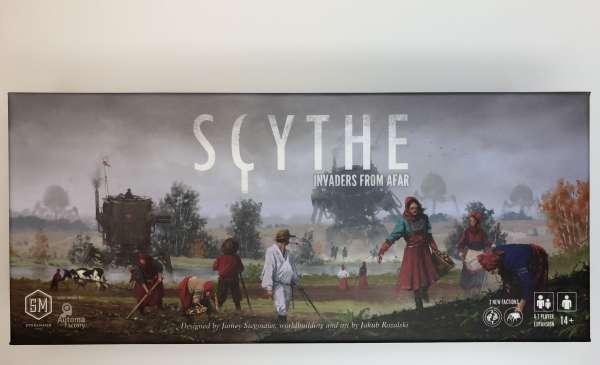 Scythe – Invaders from afar – Like bra!