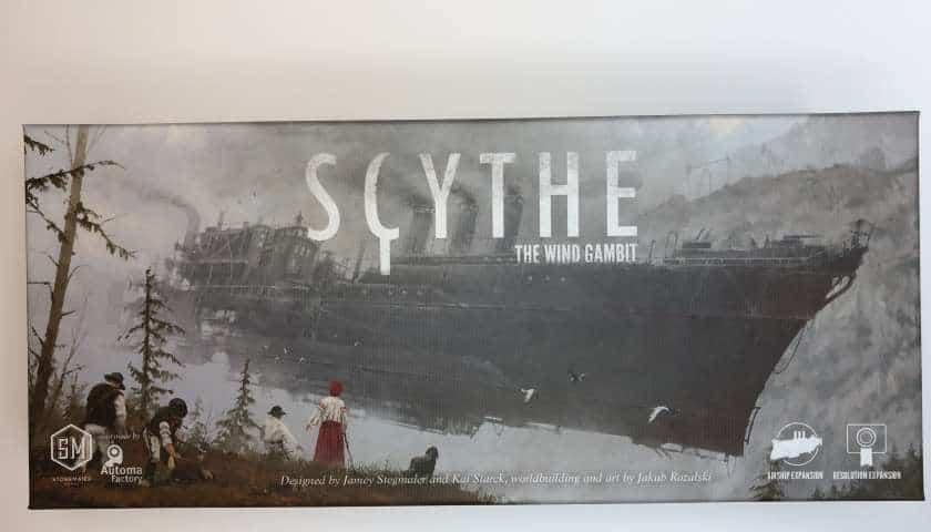 Scythe – The Wind Gambit