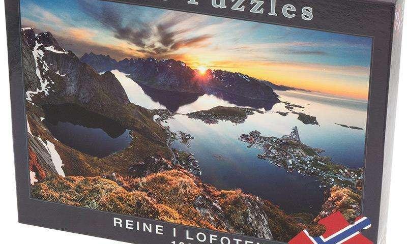 Arctic Puzzles – Ufattelig vakre puslespill