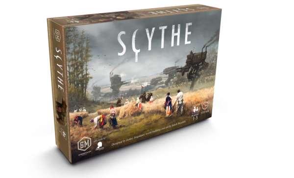 Scythe fra Stonemaier Games – en genistrek!