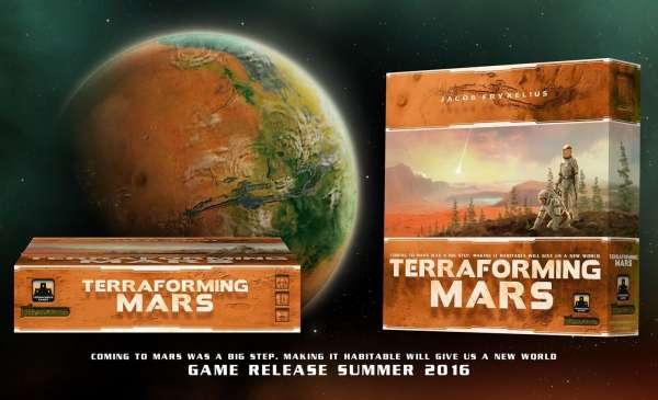 Terraforming Mars – spillet jeg måtte lære å like