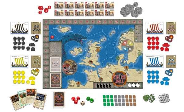 Vikingjarl – ny norsk satsning på Kickstarter